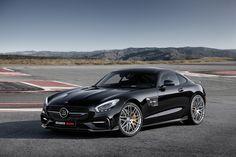 Eindelijk: Brabus neemt Mercedes AMG GT S onder handen