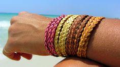 k.slademade gypsy braid bracelet