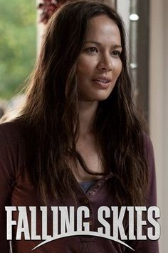 Anne Glass (Moon Bloodgood) #FallingSkies