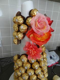 Ferrero Rocher Tree, Cake Tower, Edible Crafts, Traditional Cakes, Molecular Gastronomy, Tostadas, Plated Desserts, Food Presentation, Food Plating
