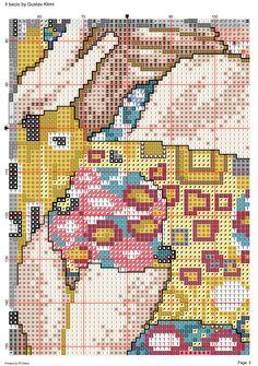 Klimt - Il bacio 6