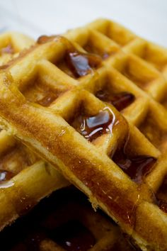 Cómo hacer waffles en casa