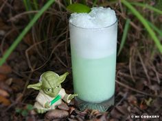 star wars birthday party yoda soda
