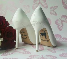 Hey, I found this really awesome Etsy listing at https://www.etsy.com/listing/459006800/harry-potter-wedding-shoe-decal-severus