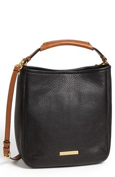 MARC BY MARC JACOBS 'Large Softy Saddle' Leather Hobo available at #Nordstrom