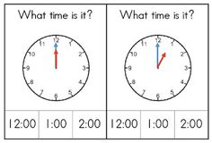 Whyte Water: Teaching Time