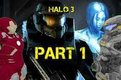 Game Buds Halo Master Chief Collection   HALO 3  Part 1