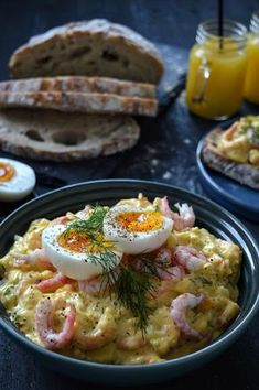 Norwegian Food, Christmas Brunch, What To Cook, Pasta, Food And Drink, Cooking Recipes, Yummy Food, Lunch, Homemade