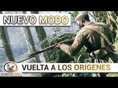 """Battlefield 1 """"Vuelta a los Origenes"""" Nueva Partida Personalizada Oficial"""
