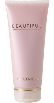 Beautiful by Estee Lauder for Women. Bath & Shower Gelee 6.7 Oz / 200 Ml. BENEFITS LATHERS RICHLY FOR GENTLY SCENTED CLEANSING. FRAGRANCE FEELING RICH, ROMANTIC, LUXURIOUS. FRAGRANCE TYPE FLORAL. FRAGRANCE LAYERING To create the richest, longest-lasting experience, it's key to layer. Use the body wash in the shower (or add to running water for a scented bubble bath). Finish with fragrance spray on your pulse points.