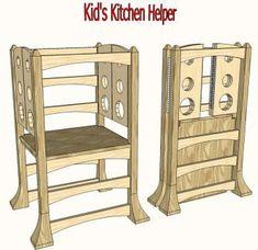 Kid's Kitchen Helper PDF