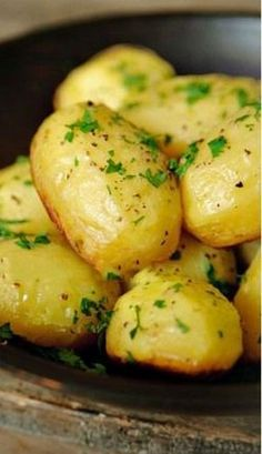 BBQ Potatoes | Bake a Bite