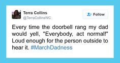 Jimmy Fallon's hashtag game is going strong, as always. The most recent hashtag? #MarchDadness.