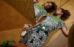 THE OLIVIA PALERMO LOOKBOOK: Olivia Palermo In Miu Miu Exclusive Photoshoot