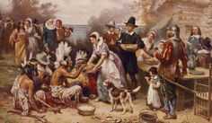 The Shocking Truth Behind The First Thanksgiving - Family Tree Magazine