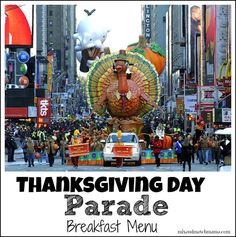 Thanksgiving Day Par