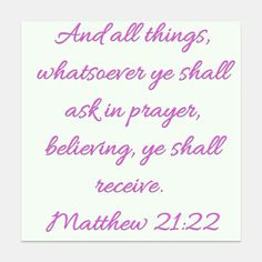 It is a very lovely Bible Verse