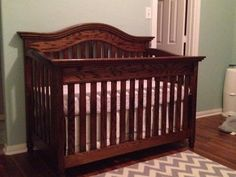 3 1 Convertible Crib Plans Diy Crafts Pinterest Baby Crib And Convertible Crib