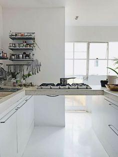 Méchant Design: kitchen corner