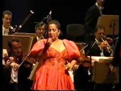 Orchestra Chamber de Laussane conTERESA  BERGANZA  y LUCERO TENA - LORENZO RAMOS : La tarántula by OperaFan2008 on Youtube