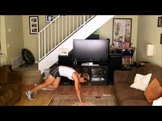 Beginners Interval Training with Katrina Necaise | Home Workout No Equipment | START HERE - YouTube