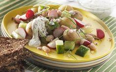 Agurk – Lækre opskrifter med agurk – Karolines Køkken - Tema - Opskrifter