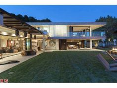 What a modern layout. Pacific Palisades, CA Coldwell Banker Residential Brokerage