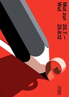 Saved by Get Inspired (loualvarez). Discover more of the best Mut, Zur, Wut, Illustration, and Poster inspiration on Designspiration Event Poster Design, Graphic Design Posters, Graphic Design Typography, Graphic Design Illustration, Graphic Design Inspiration, Poster Designs, Layout Inspiration, Graphic Designers, Graphic Art