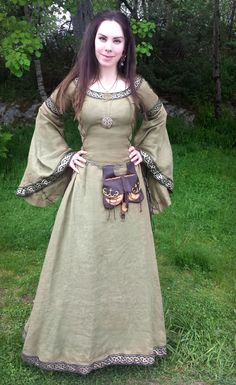 — voiceofnature: Outfit day 1 at the medieval fair...