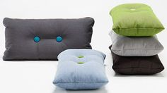 Pillows from Hay
