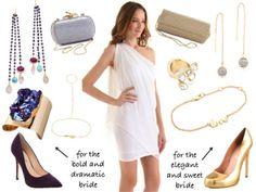 Classy One Shoulder Dresses | Latest Fashion Trend