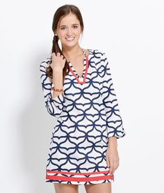 Tunic Tops for Women: Shop Vineyard Vines for the Whale Tail Tunic