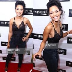 Tristin Mays Photos Photos Premiere Of Screen Gems Quot The