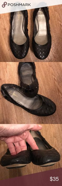 Cole Haan quilted Ballet Flats Cole Haan Black quilted Ballet Flats great condition 8.5 B Cole Haan Shoes Flats & Loafers