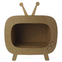 Cool Paper Crafts, Wood Crafts, Cardboard Frames, Tv Retro, Cardboard Furniture, Diy Frame, Infant Activities, Dremel, Cool Kids