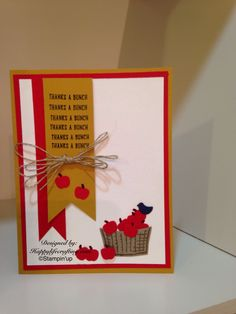 happylifecrafting | Janette Boas Stampin up Demonstrator, Stampin up, cards, sprinkles of life