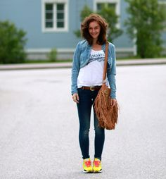 #outfit #summer #style #fashion #päivänasu #look #jeans #nikeairmax90 #sneekers #shorthair #mediumlonghair