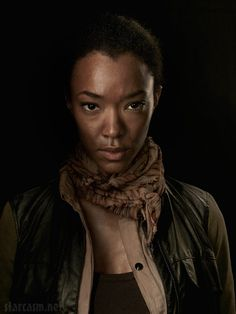 The_Walking_Dead_season_4_Sasha_Portrait.jpg (800×1067)