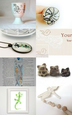 Help ! Have you seen a cat? by Marinella on Etsy--Pinned with TreasuryPin.com