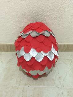 DIY Dragon Egg inspired Piñata How to Train Your Dragon 2
