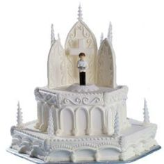 First Communion cake idea
