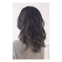 Dark smokey grey @salonbnl #colourmesue #olaplex #salonbnl