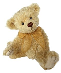 Clemens Aelfric limited edition mohair collectors teddy bear - 88.061.033 #Clemens