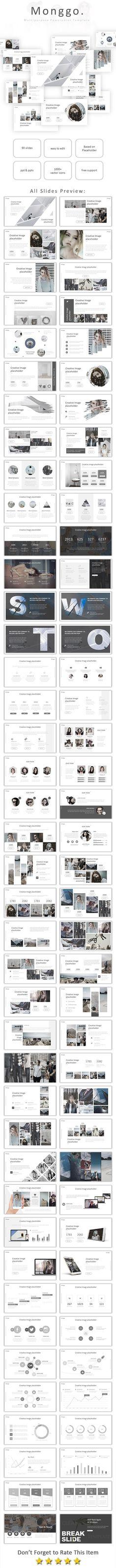 Monggo Powerpoint - Business PowerPoint Templates