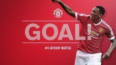 #ManchesterUnited (2015-Present) - #AnthonyMartial #9