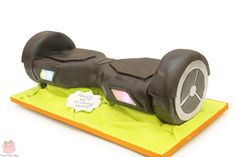 My nephew's Brian's Hoverboard Cake!