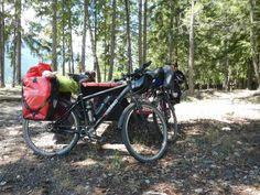 Consejos para viajar en bicicleta por Canadá