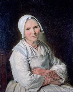 18th century women in art | Old Woman, La Vieille Femme, 18th Century, Fran?oise Duparc, (1705 ...