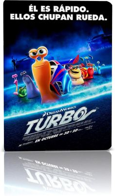 Turbo is a animated comedy film directed by David Soren and produced by DreamWorks Animation. It tells the story of an ordinary garden snail who takes on a challenge of winning the Indy The film features the voice of Ryan Reynolds, Maya Rudol. Kung Fu Panda, Ryan Reynolds, Snoop Dogg, Turbo 2013, Triste Disney, Ken Jeong, Bon Film, Watch Free Movies Online, Movies Free