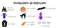 Practice vocabulary in Spanish with these cute ‪#‎Halloween‬ printables! Thank you for sharing, @LadydeeLG  Download here: http://ladydeelg.com/2015/…/halloween-printables-in-spanish/ ‪#‎BilingualKids‬